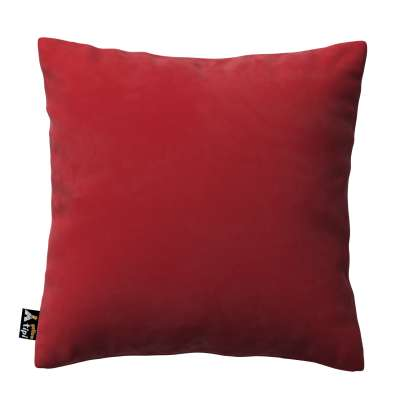 Milly cushion cover 704-15 cherry red Collection Posh Velvet