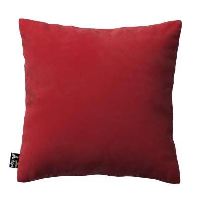 Poszewka Milly 704-15 intensywna czerwień Kolekcja Posh Velvet