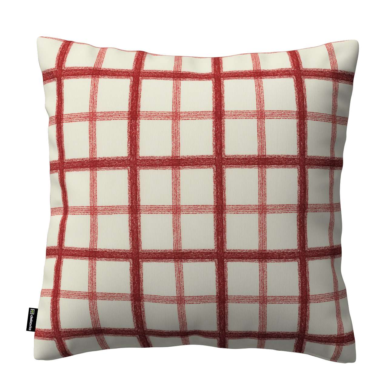 Kinga cushion cover 43 x 43 cm (17 x 17 inch) in collection Avinon, fabric: 131-15