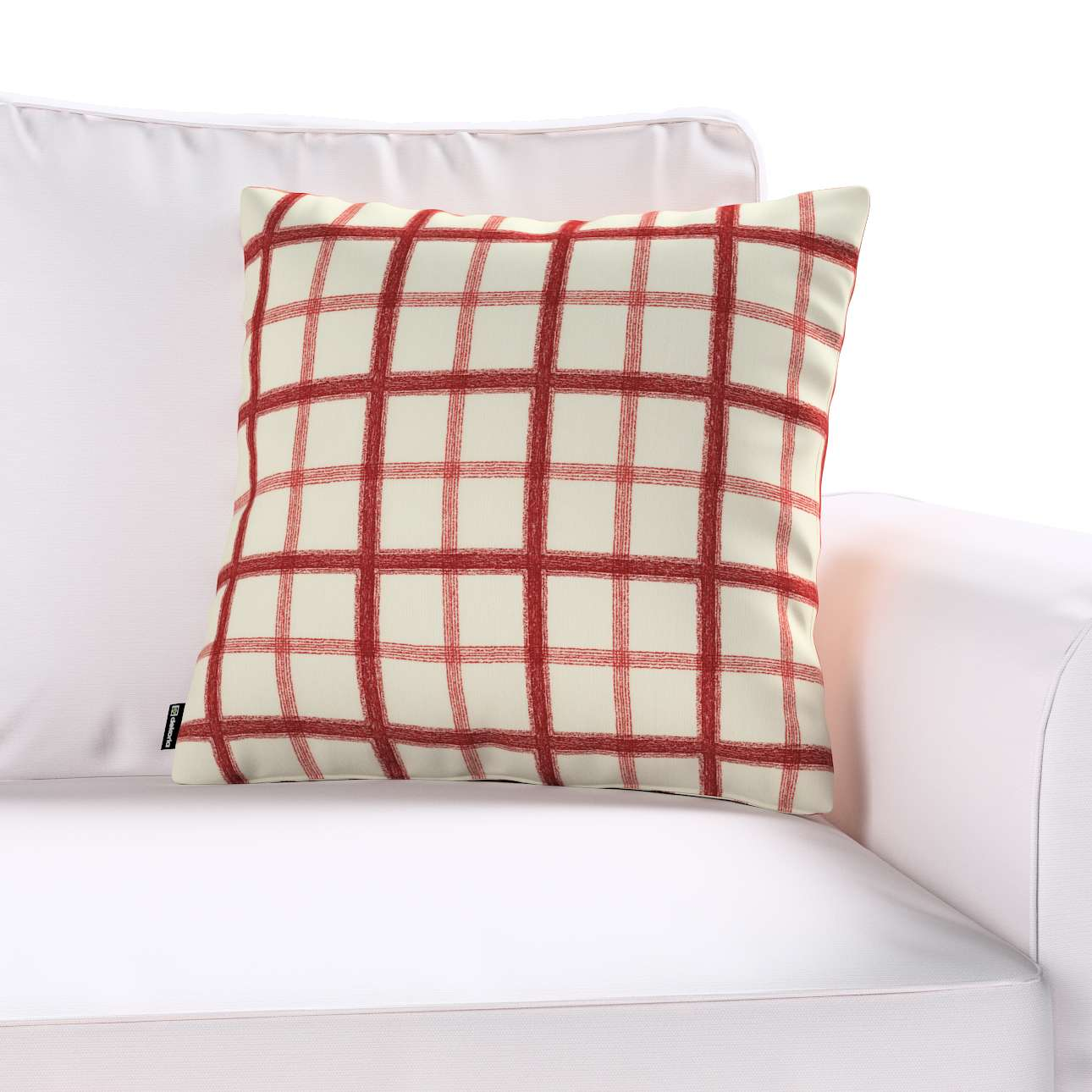 Kinga cushion cover in collection Avinon, fabric: 131-15