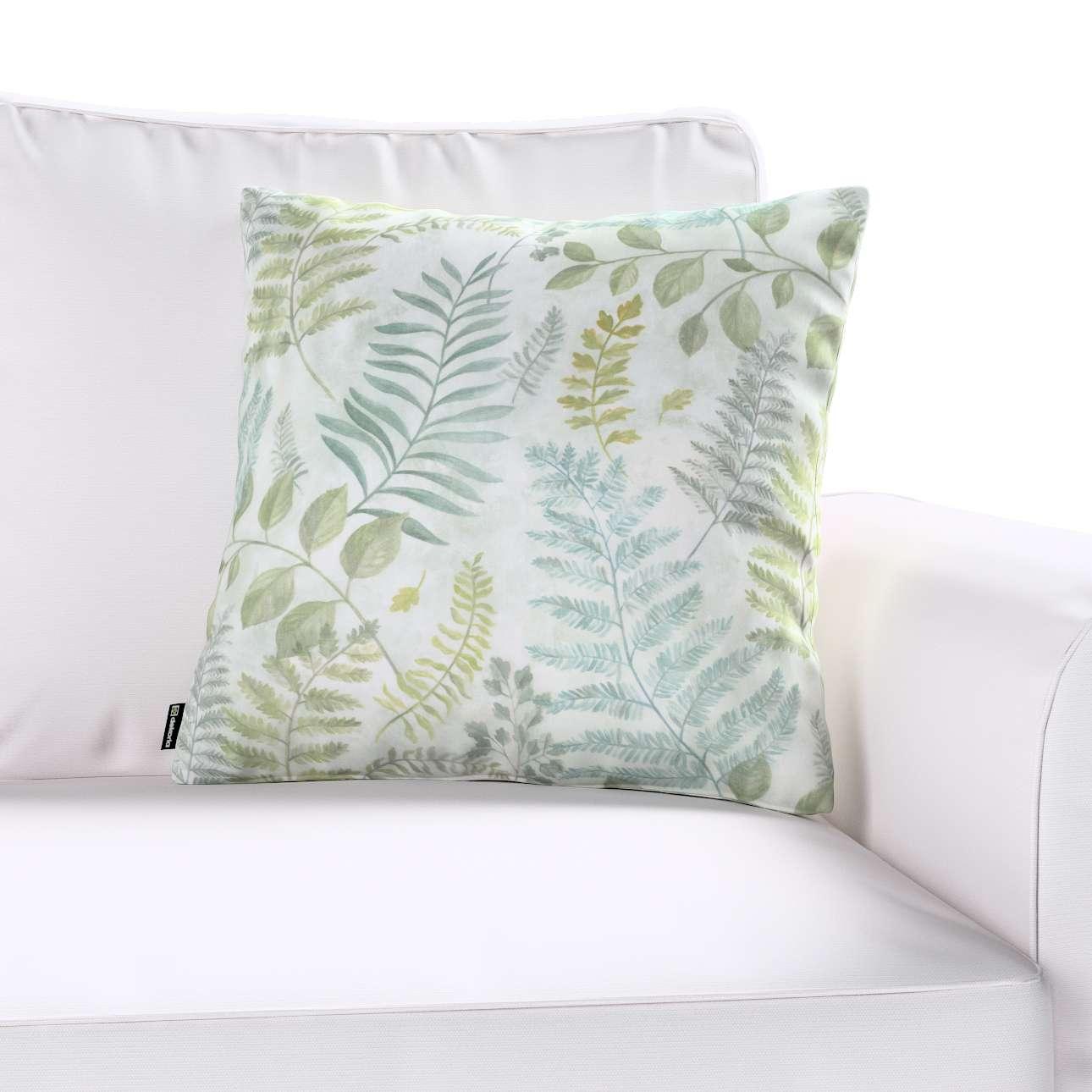 Poszewka Kinga na poduszkę w kolekcji Pastel Forest, tkanina: 142-46