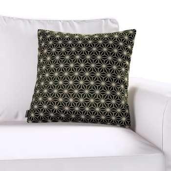 Poszewka Kinga na poduszkę w kolekcji Black & White, tkanina: 142-56