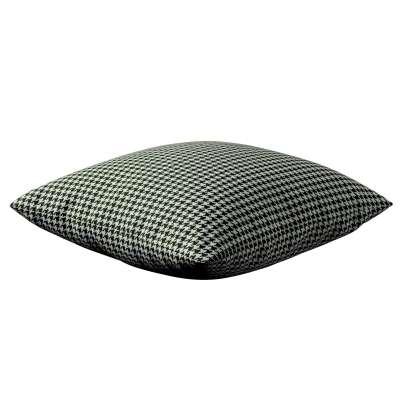 Poszewka Kinga na poduszkę w kolekcji Black & White, tkanina: 142-77
