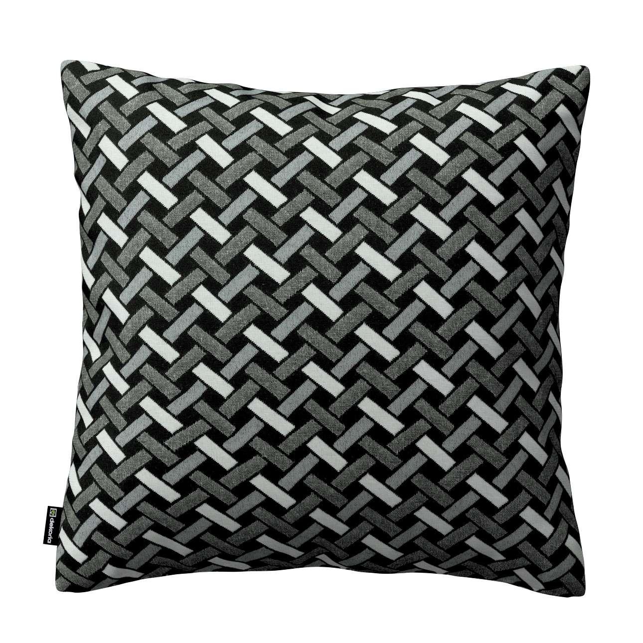 Karin - jednoduchá obliečka V kolekcii Black & White, tkanina: 142-87