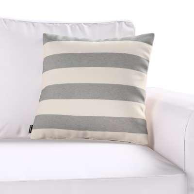 Poszewka Kinga na poduszkę w kolekcji Quadro, tkanina: 142-71