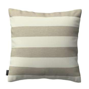 Poszewka Kinga na poduszkę w kolekcji Quadro, tkanina: 142-73
