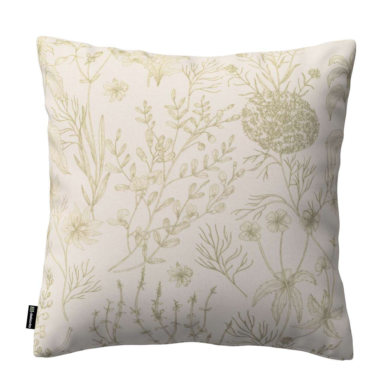 Kinga cushion cover in collection Nordic, fabric: 142-92