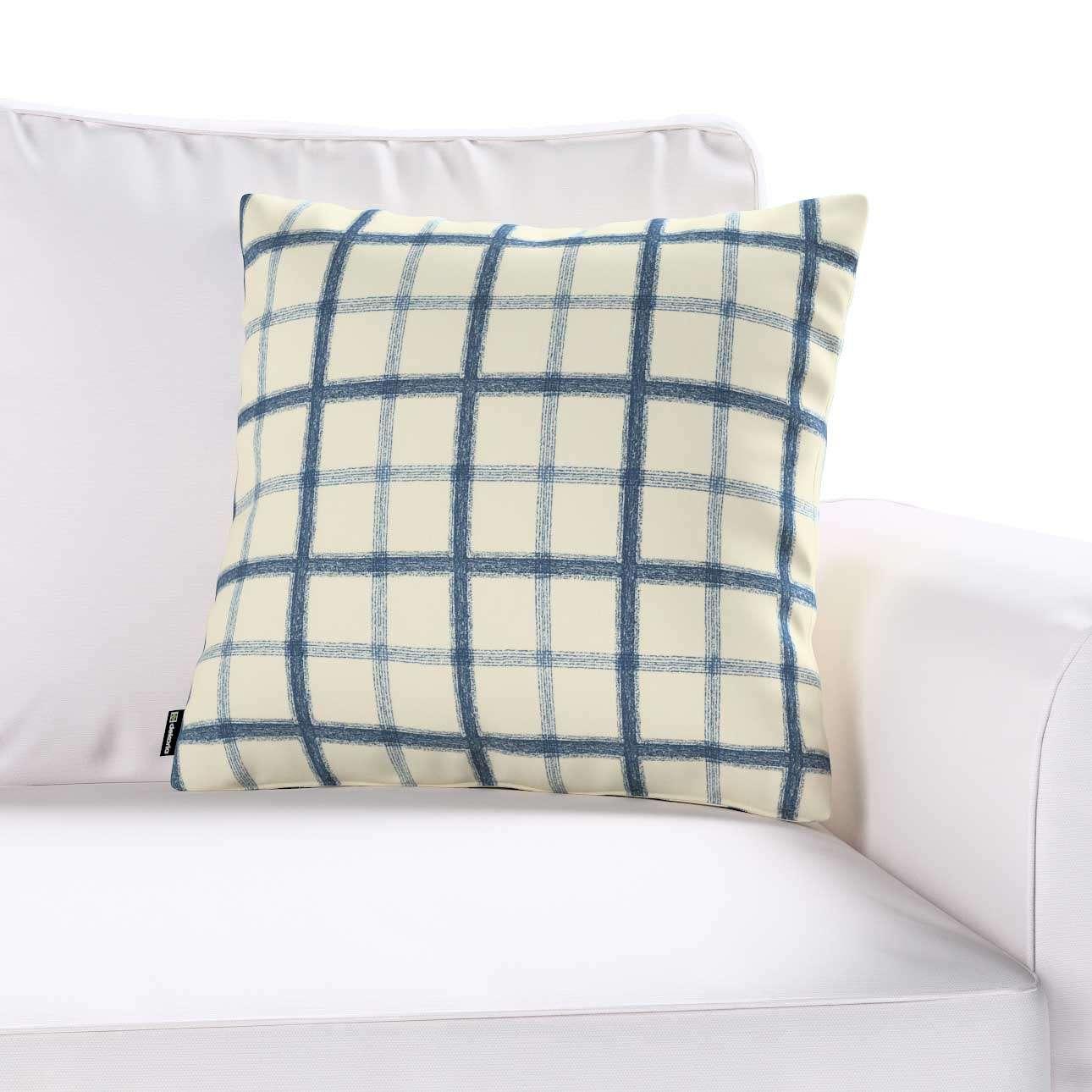 Poszewka Kinga na poduszkę 43 x 43 cm w kolekcji Avinon, tkanina: 131-66
