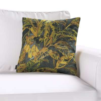 Poszewka Kinga na poduszkę w kolekcji Abigail, tkanina: 143-01