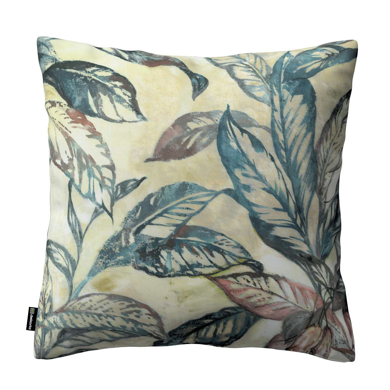 Kinga cushion cover in collection Abigail, fabric: 143-08