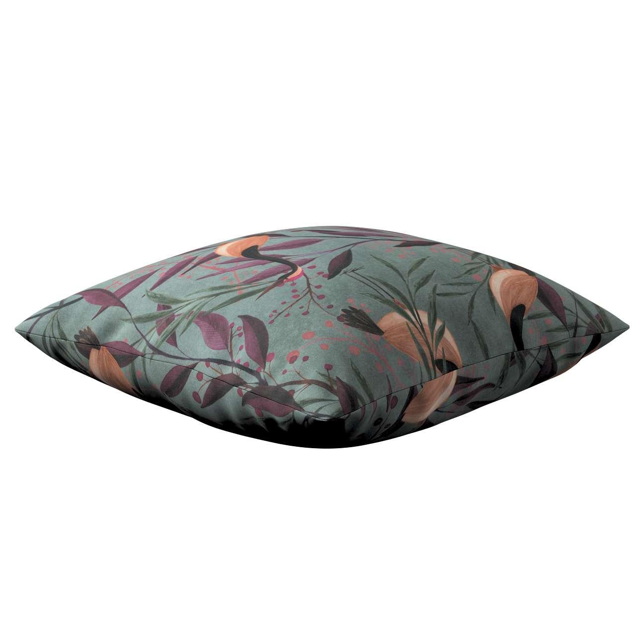 Poszewka Kinga na poduszkę w kolekcji Abigail, tkanina: 143-11