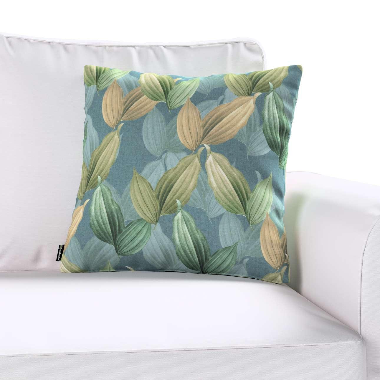 Poszewka Kinga na poduszkę w kolekcji Abigail, tkanina: 143-20