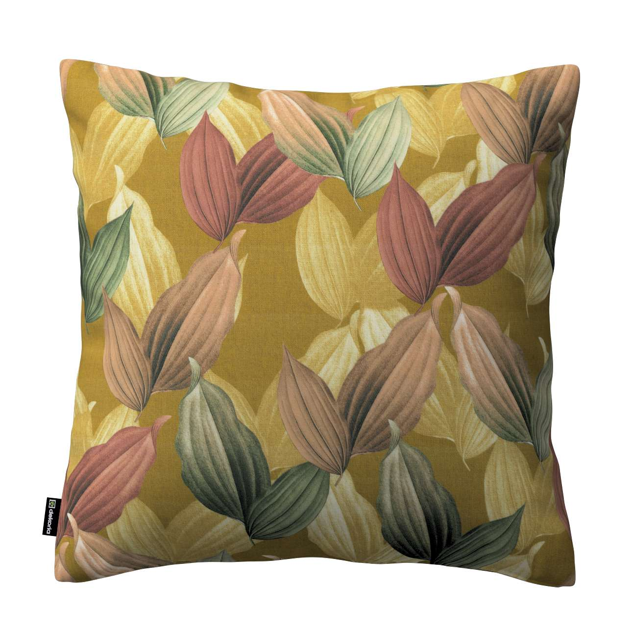Kinga cushion cover in collection Abigail, fabric: 143-22
