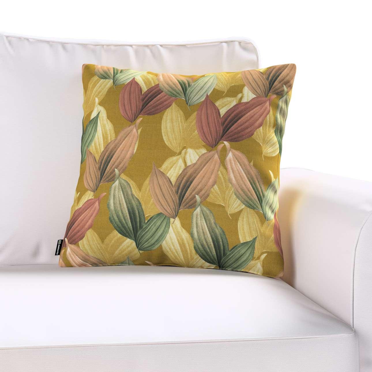 Poszewka Kinga na poduszkę w kolekcji Abigail, tkanina: 143-22