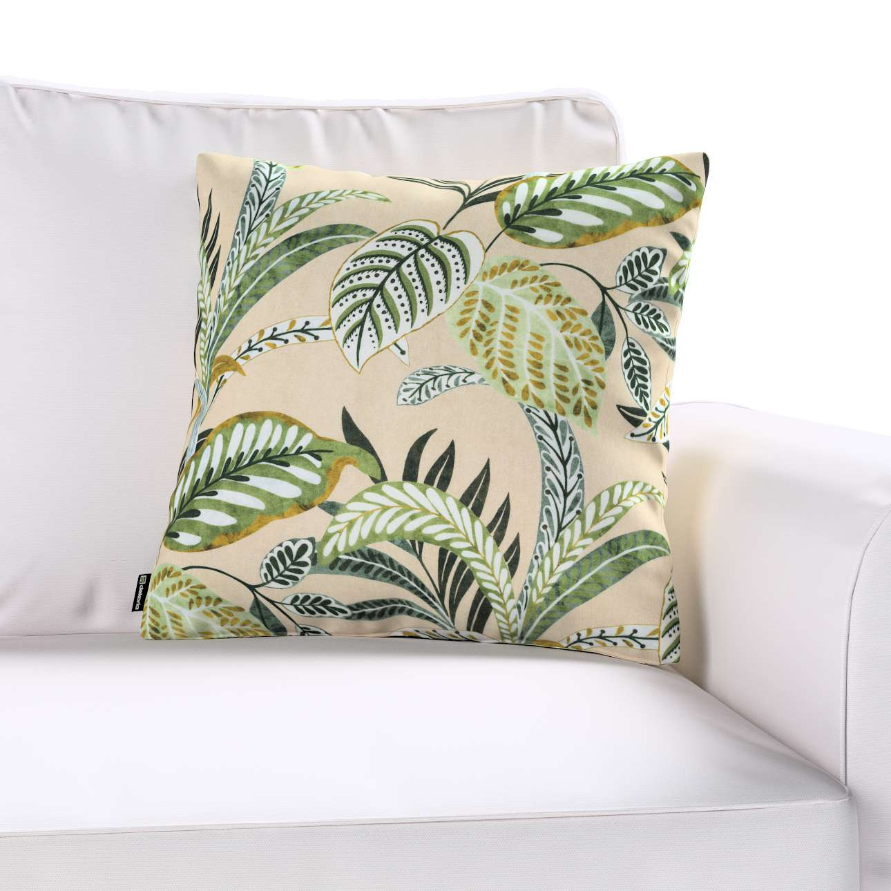 Poszewka Kinga na poduszkę w kolekcji Tropical Island, tkanina: 142-96