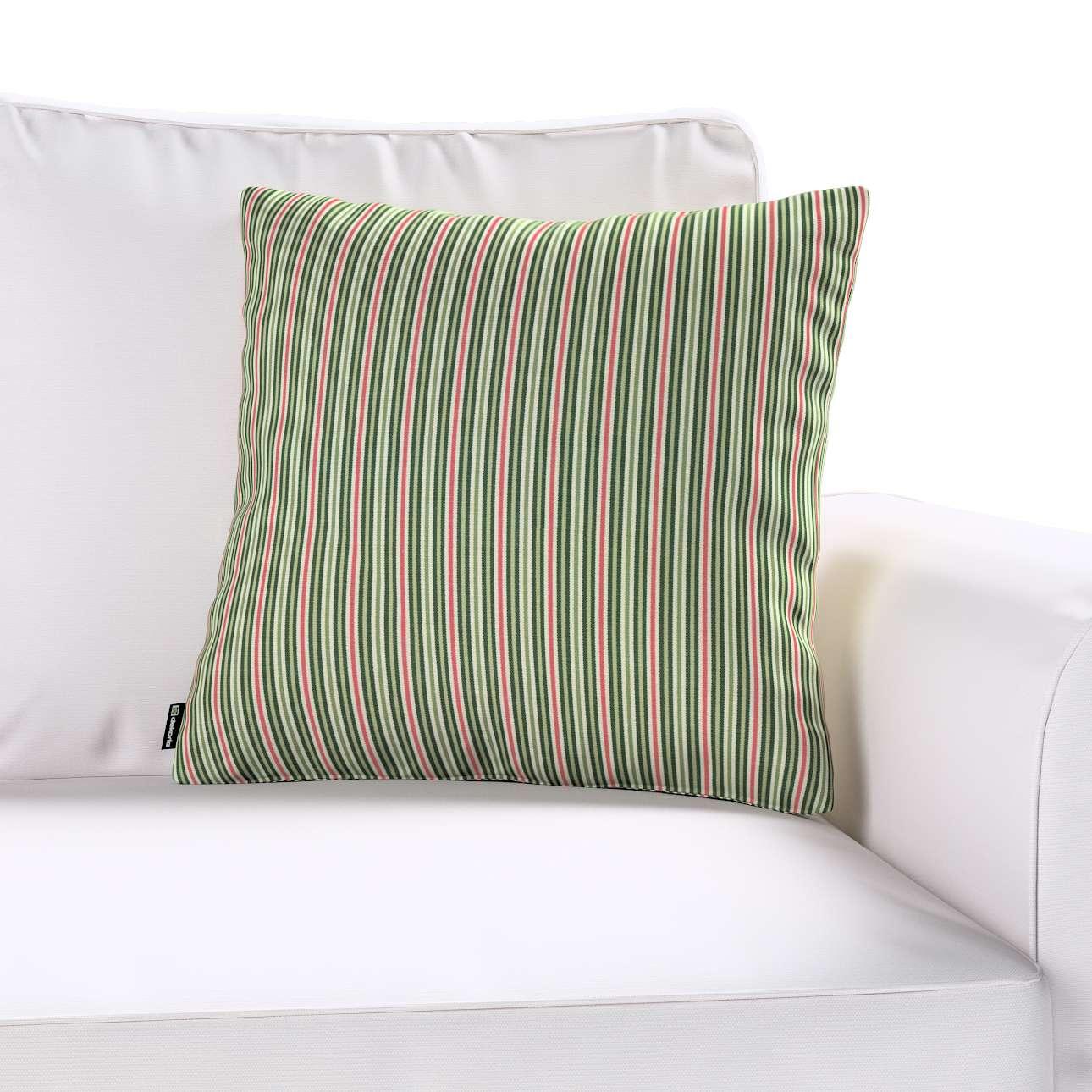 Poszewka Kinga na poduszkę w kolekcji Londres, tkanina: 143-42