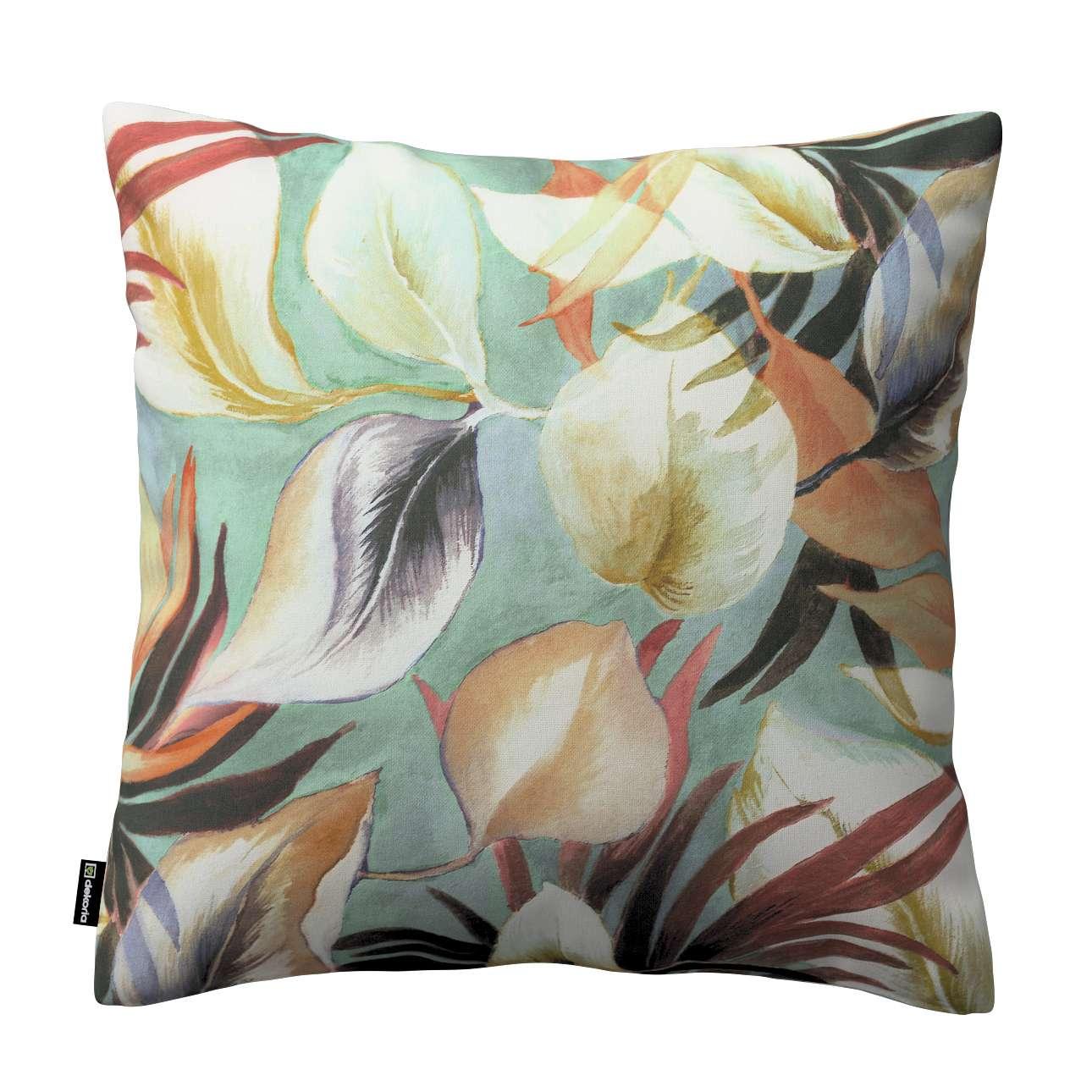 Poszewka Kinga na poduszkę w kolekcji Abigail, tkanina: 143-61