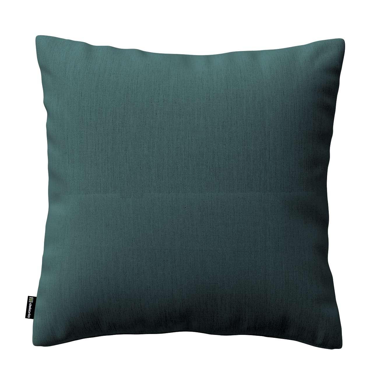 Poszewka Kinga na poduszkę w kolekcji Linen, tkanina: 159-09