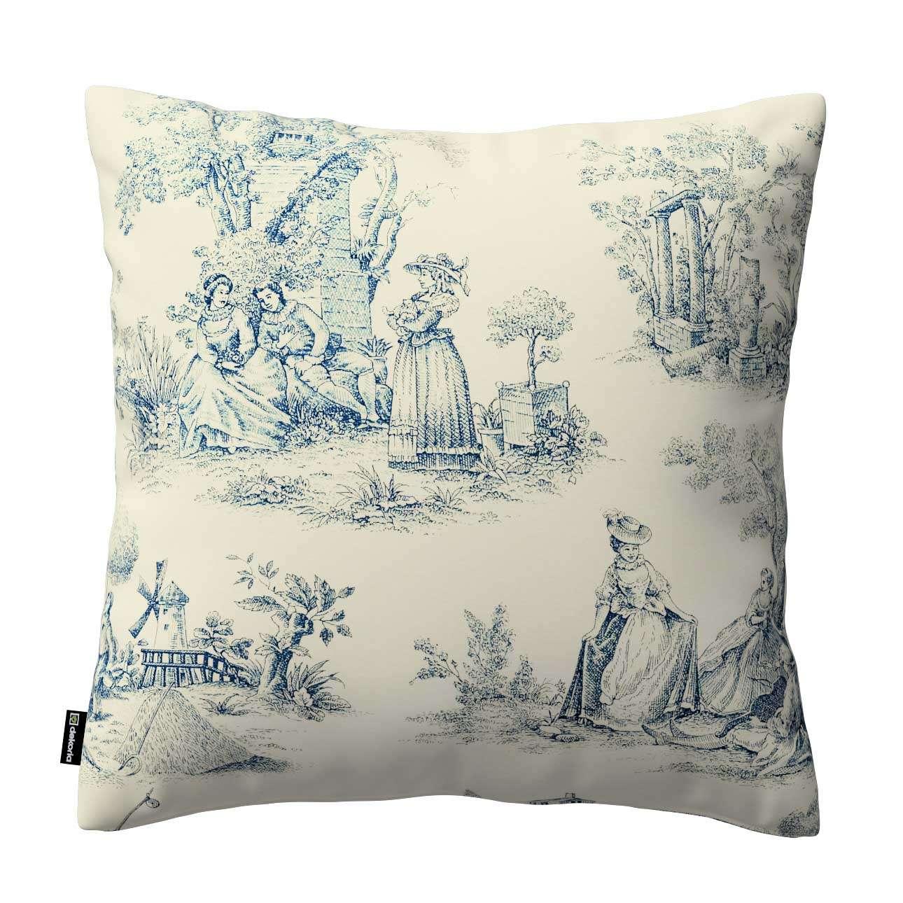 Kinga dekoratyvinės pagalvėlės užvalkalas 43 x 43 cm kolekcijoje Avinon, audinys: 132-66