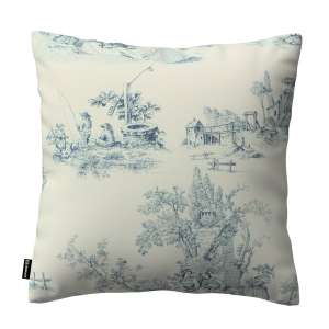 Kinga cushion cover 43 x 43 cm (17 x 17 inch) in collection Avinon, fabric: 132-66