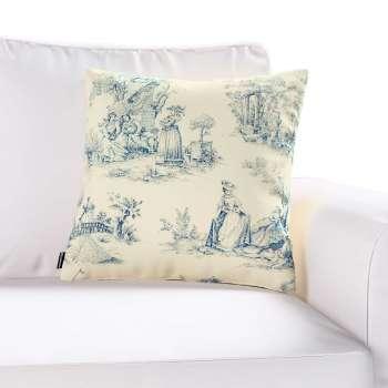 Kinga cushion cover 43 x 43 cm (17 x 17 inch) in collection Avinon, fabric: 132-66