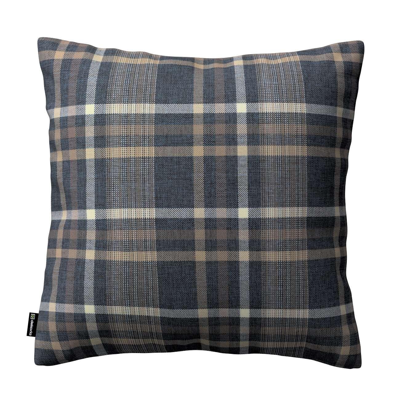 Poszewka Kinga na poduszkę w kolekcji Edinburgh, tkanina: 703-16