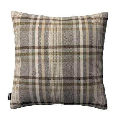 Kinga cushion cover 703-17 brawn-beige tartan Collection Edinburgh