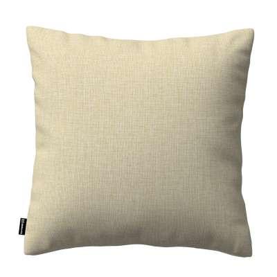 Kinga - potah na polštář jednoduchý 161-45 olivově-krémová Kolekce Living