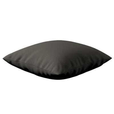 Poszewka Kinga na poduszkę 161-55 ciemny szary Kolekcja Living