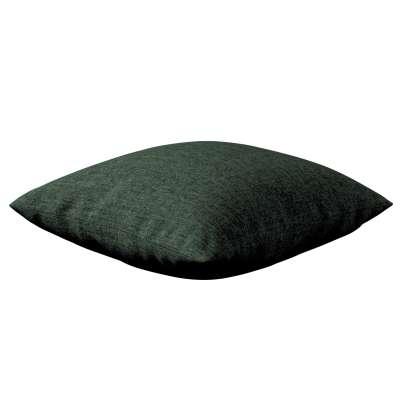 Poszewka Kinga na poduszkę 704-81 leśna zieleń szenil Kolekcja City