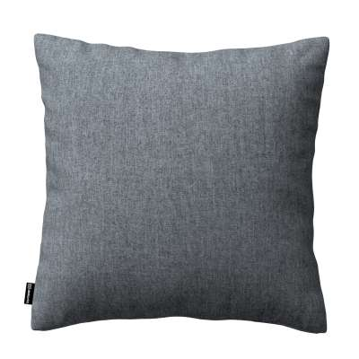 Kinga dekoratyvinės pagalvėlės užvalkalas 704-86 pilkas šenilinis audinys Kolekcija City