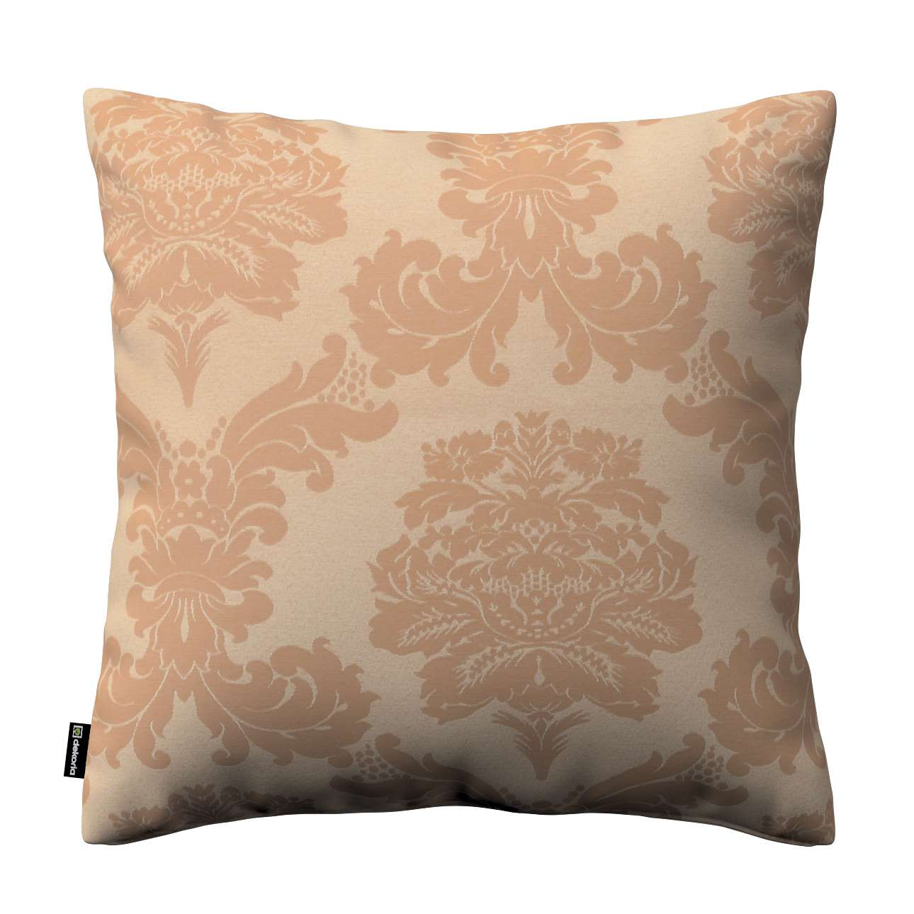 Kinga cushion cover 43 x 43 cm (17 x 17 inch) in collection Damasco, fabric: 613-04