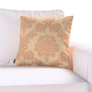 Kinga dekoratyvinės pagalvėlės užvalkalas 43 × 43 cm kolekcijoje Damasco, audinys: 613-04