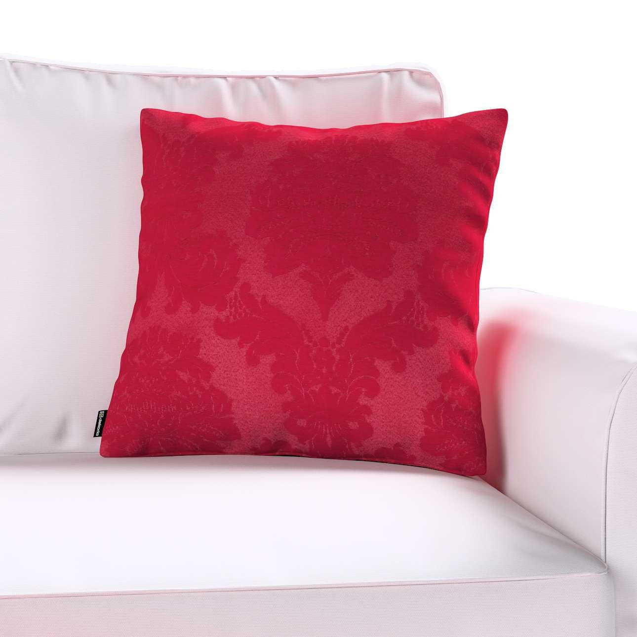Kinga dekoratyvinės pagalvėlės užvalkalas kolekcijoje Damasco, audinys: 613-13