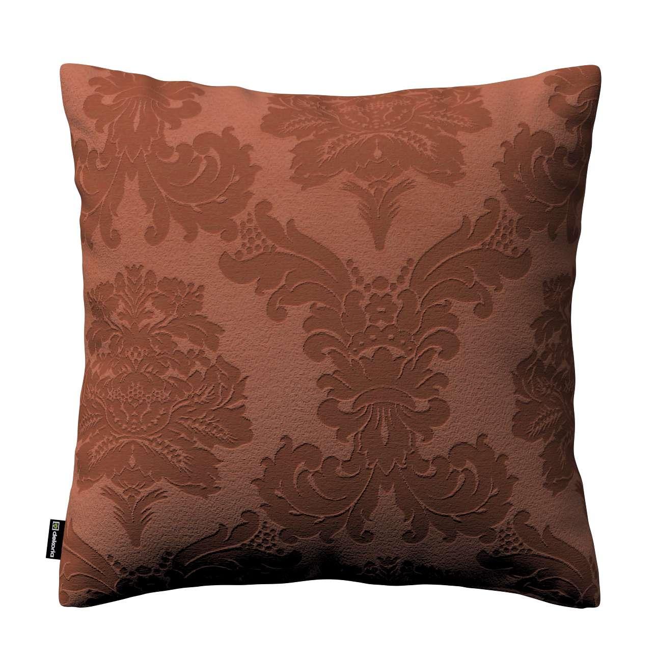 Kinga dekoratyvinės pagalvėlės užvalkalas kolekcijoje Damasco, audinys: 613-88