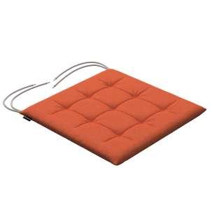 Siedzisko Karol na krzesło 40x40x3,5cm w kolekcji Jupiter, tkanina: 127-35