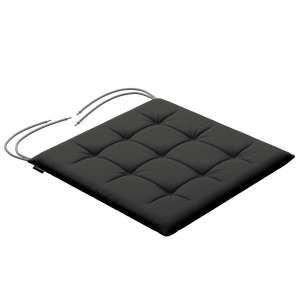 Siedzisko Karol na krzesło 40x40x3,5cm w kolekcji Cotton Panama, tkanina: 702-08