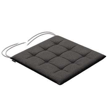 Siedzisko Karol na krzesło 40x40x3,5cm w kolekcji Etna , tkanina: 705-35