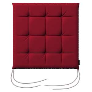 Siedzisko Karol na krzesło 40x40x3,5cm w kolekcji Etna , tkanina: 705-60