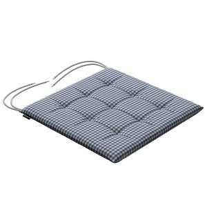 Siedzisko Karol na krzesło 40x40x3,5cm w kolekcji Quadro, tkanina: 136-00
