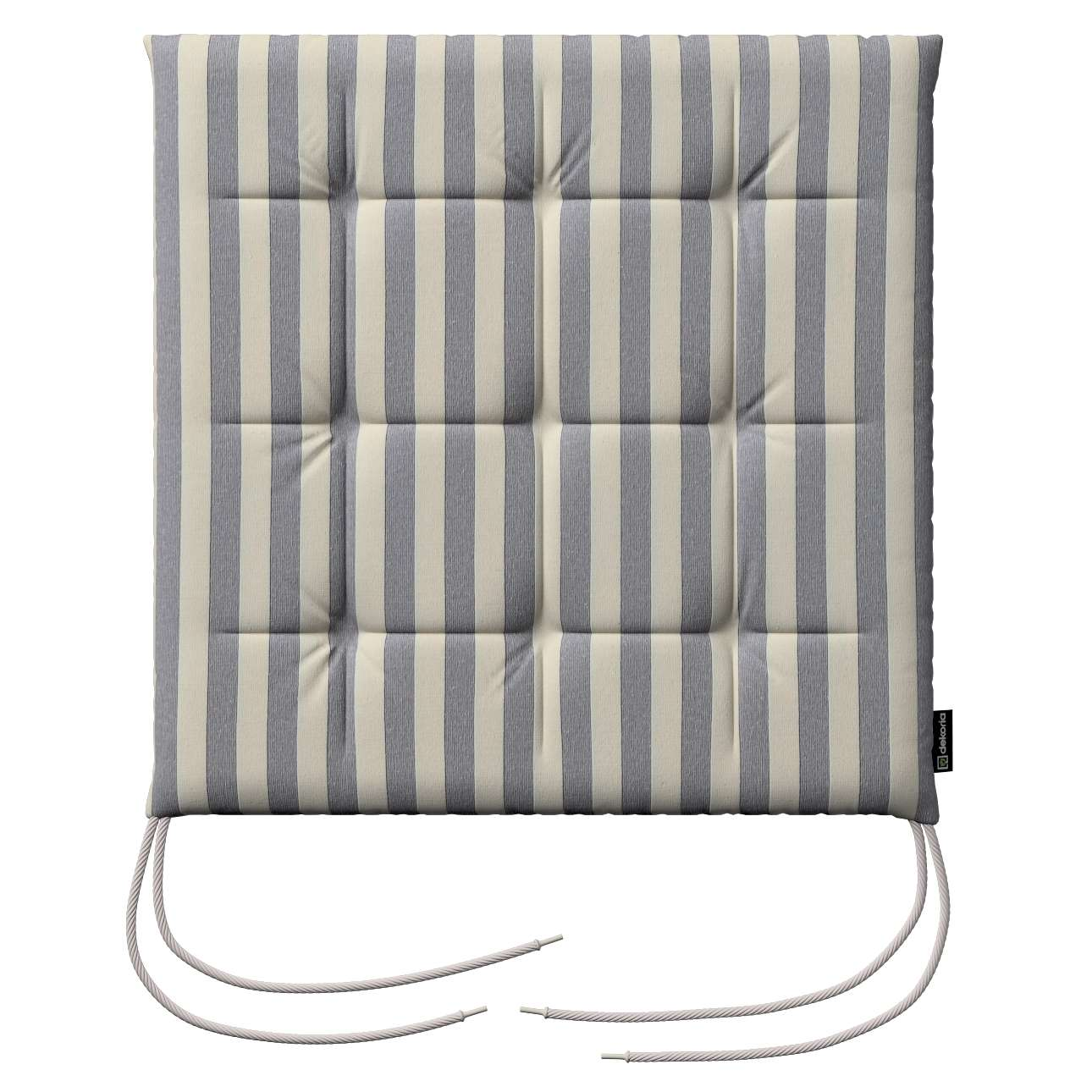 Kėdės pagalvėlė Karol  40 x 40 x 3,5 cm kolekcijoje Quadro, audinys: 136-02