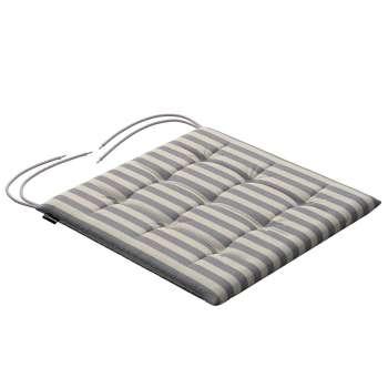 Siedzisko Karol na krzesło w kolekcji Quadro, tkanina: 136-02