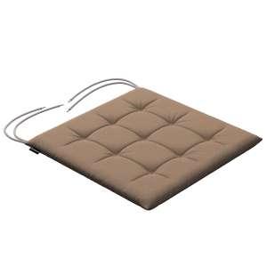Siedzisko Karol na krzesło 40x40x3,5cm w kolekcji Quadro, tkanina: 136-09