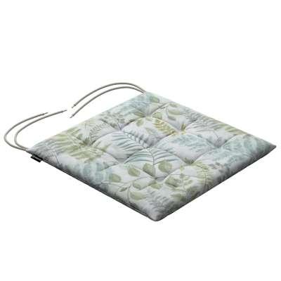 Siedzisko Karol na krzesło w kolekcji Pastel Forest, tkanina: 142-46