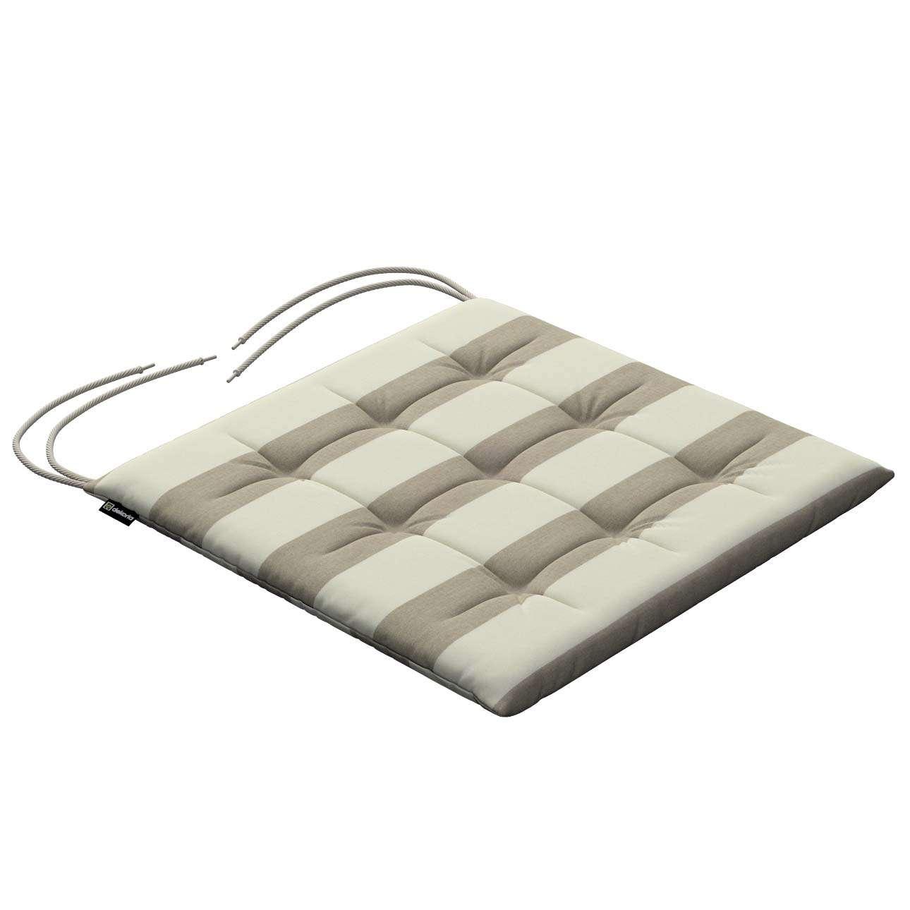 Siedzisko Karol na krzesło w kolekcji Quadro, tkanina: 142-73