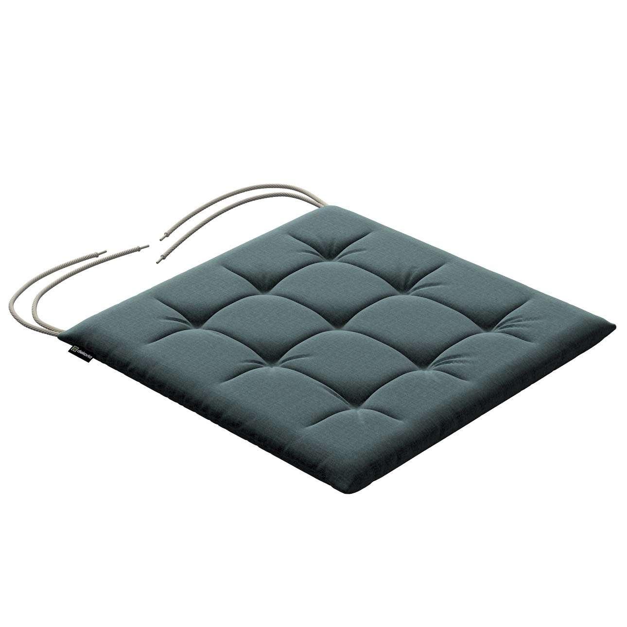 Siedzisko Karol na krzesło w kolekcji Ingrid, tkanina: 705-36