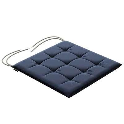 Sedák Karel 40x40x3,5cm 705-39 tmavě modrá Kolekce Ingrid