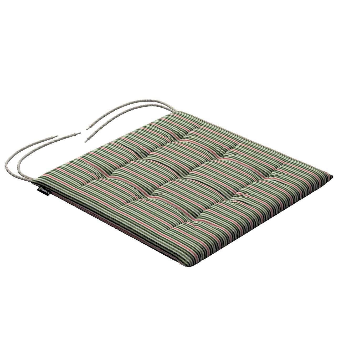 Siedzisko Karol na krzesło w kolekcji Londres, tkanina: 143-42