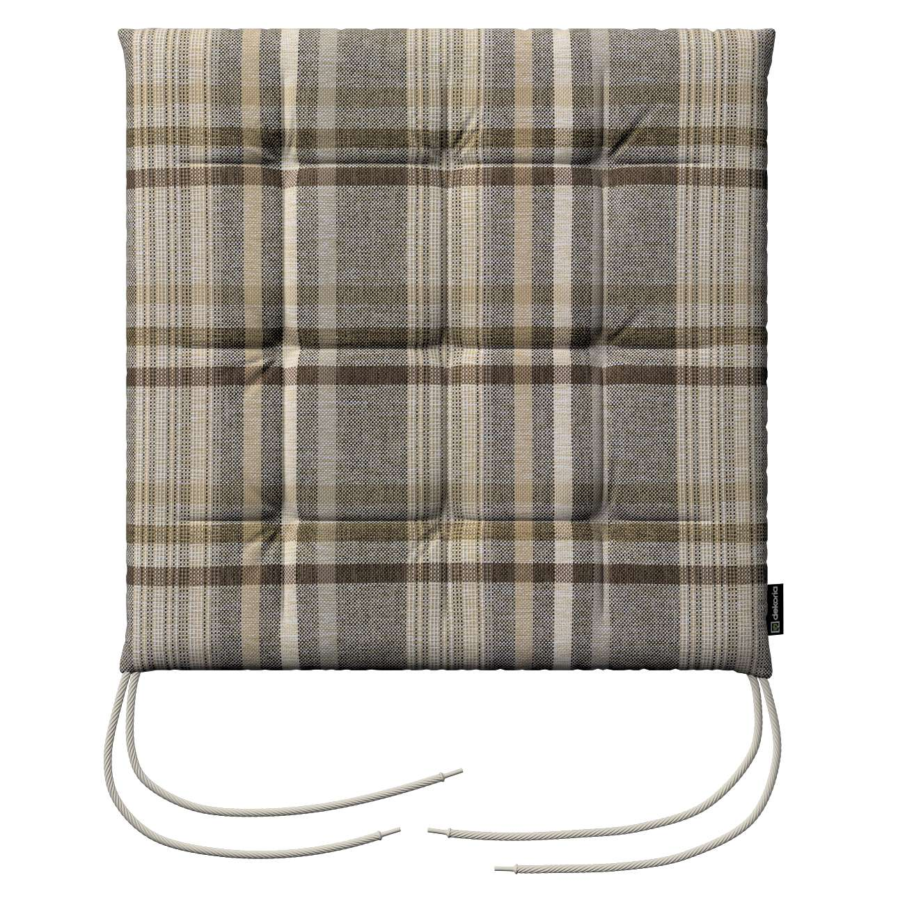 Siedzisko Karol na krzesło w kolekcji Edinburgh, tkanina: 703-17