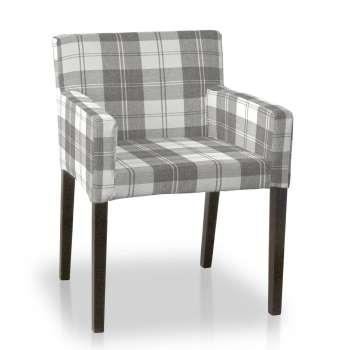 Sukienka na krzesło Nils krzesło Nils w kolekcji Edinburgh, tkanina: 115-79